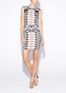 Tiff Excursion Cotton Metal Dress