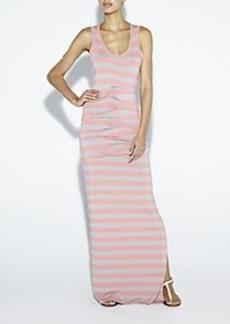 Vanessa Striped Maxi Dress