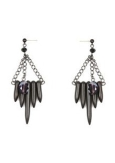 Warrior Runway Earrings