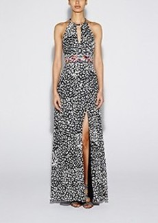 Wild One Embellished Gown