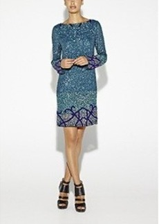 Yin Yang Bramble Sequin Dress