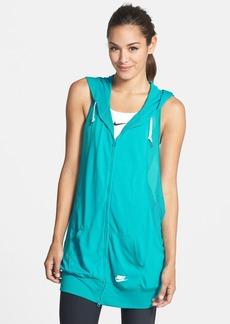 Nike '3D' Mesh Racerback Hooded Vest