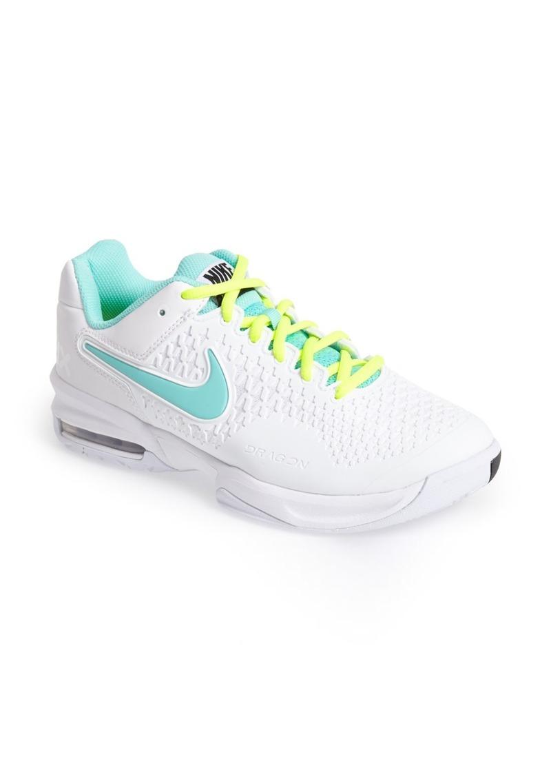 nike nike air max cage tennis shoe regular