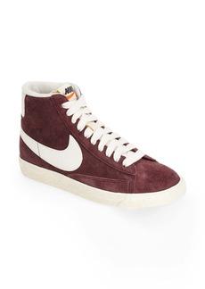 Nike 'Blazer' Vintage High Top Basketball Sneaker (Women)