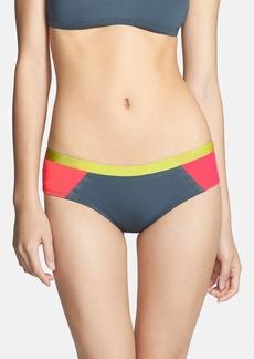 Nike 'Bondi Block' Brazilian Hipster Bikini Bottoms