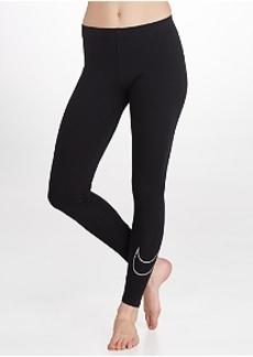 Nike Club Large Swoosh Leggings