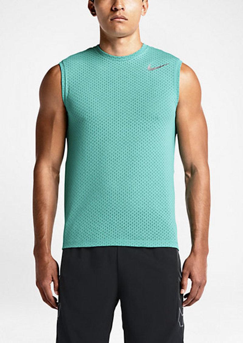 Nike nike dri fit cool sleeveless t shirts shop it to me for Nike men s pro cool sleeveless shirt