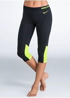 Nike Dri-FIT Hypercool Capri Leggings