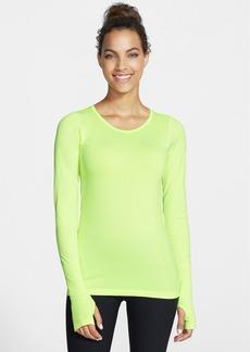 Nike Dri-FIT Seamless Knit Top