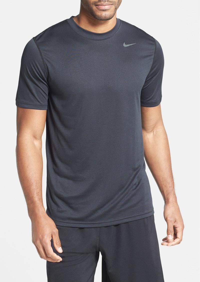 nike nike 39 dri fit touch 39 moisture wicking t shirt