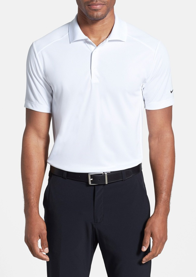 Nike nike dri fit 39 victory 39 golf polo online only for Nike dri fit victory golf shirts