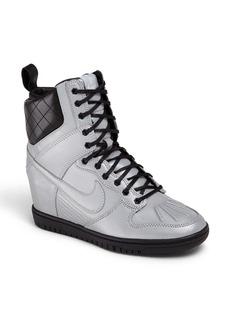 Nike 'Dunk Sky Hi' Hidden Wedge Sneaker Boot (Women)