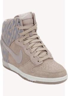 Nike Dunk Sky Hi-Print Sneakers