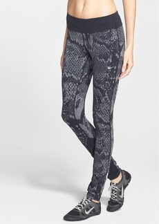 Nike 'Epic Lux' Snakeskin Print Running Tights