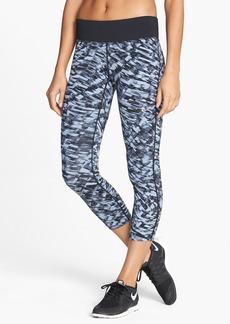 Nike 'Epic Run Lux' Dri-FIT Print Crop Leggings