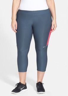 Nike 'Filament' Capris (Plus Size) (Online Only)