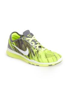 Nike 'Free 5.0 TR Fit 5 Print' Training Shoe (Women)