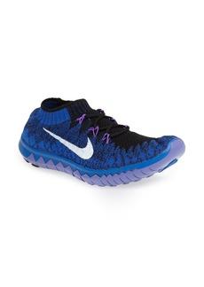 Nike 'Free Flyknit 3.0' Running Shoe (Women)