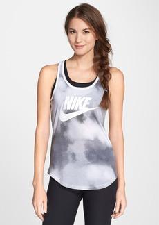 Nike 'Futura Clouds' Print Tank