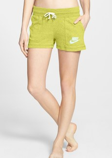 Nike 'Gym Vintage' French Terry Shorts