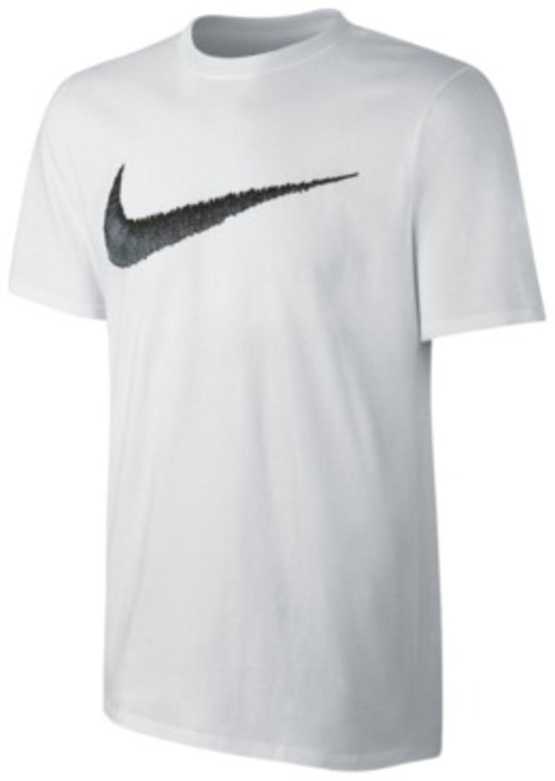 Nike Nike Hangtag Swoosh T Shirt T Shirts Shop It To Me