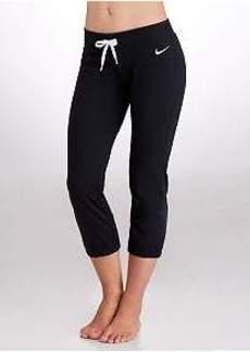 Nike Jersey Knit Capri Leggings