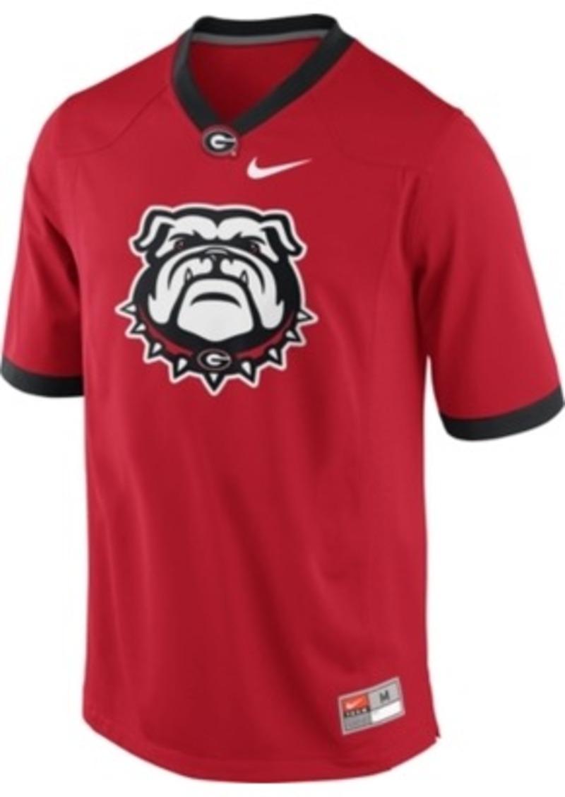 Nike Nike Men 39 S Georgia Bulldogs Fashion Football Jersey