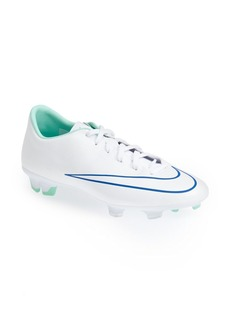 Nike 'Mercurial Victory V' Firm Ground Soccer Cleat (Women)
