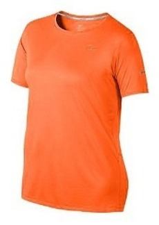 Nike Miler Crew Neck T-Shirt Plus Size
