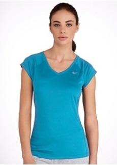 Nike Miler Dri-FIT V-Neck T-Shirt