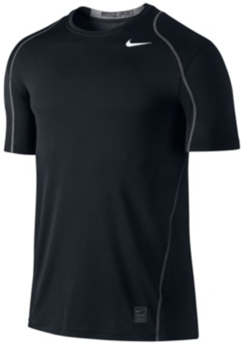 Nike Nike Pro Cool Fitted Dri Fit Shirt T Shirts Shop