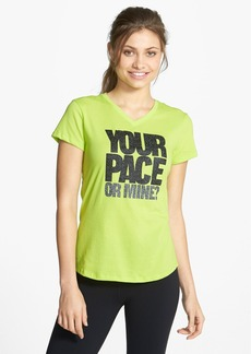 Nike 'Run - Your Pace or Mine?' Dri-FIT Tee