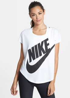 Nike 'Signal' Short Sleeve Logo Tee
