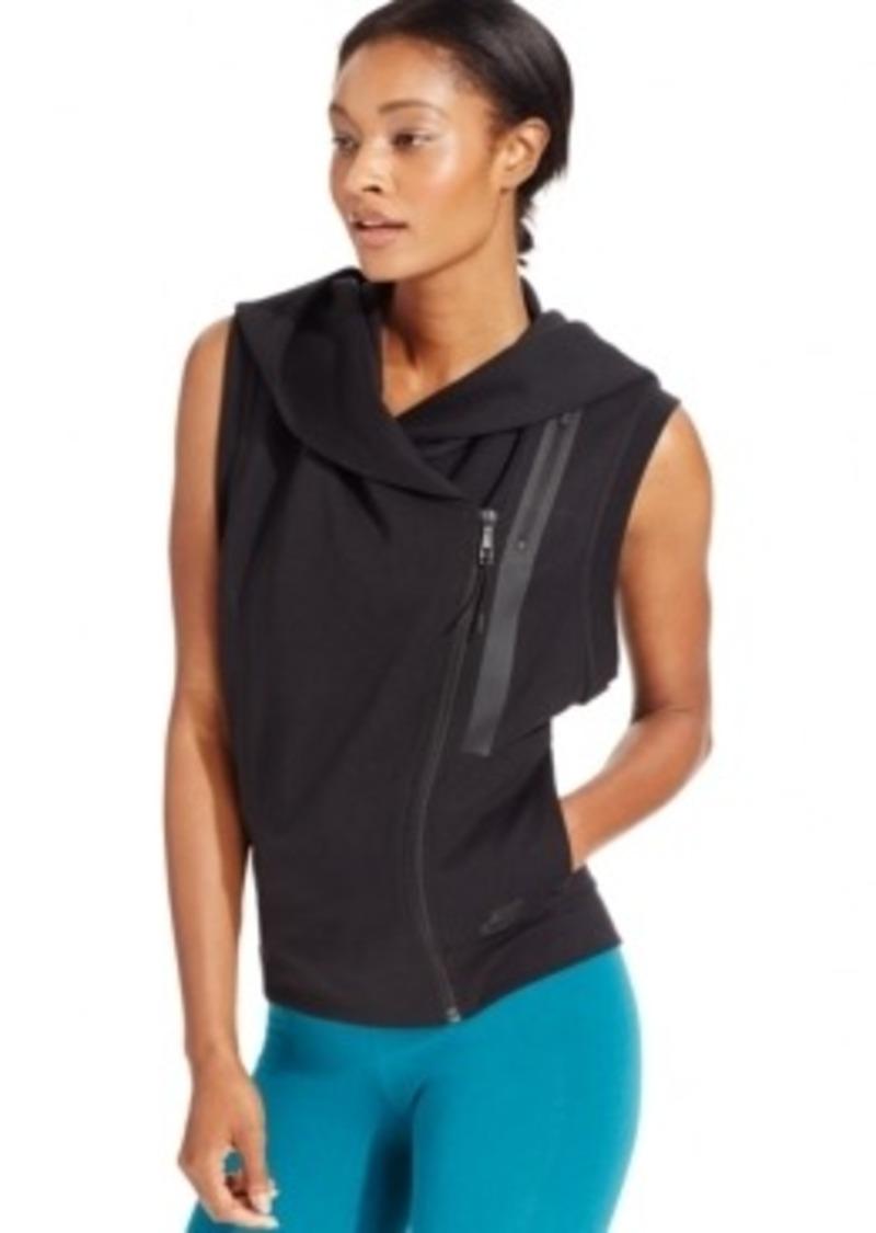 Nike Nike Tech Fleece Sleeveless Zip Front Hoodie