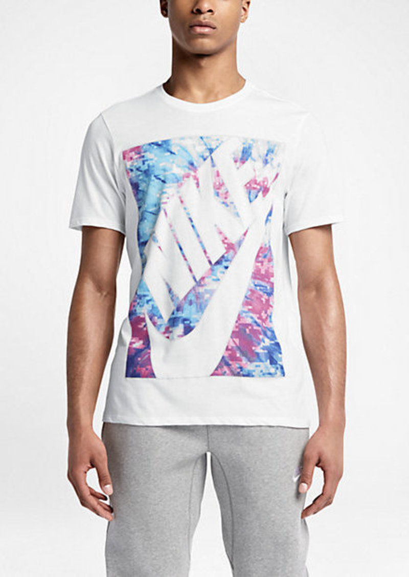 Nike nike tie dye futura t shirts shop it to me for Nike tie dye shirt and shorts