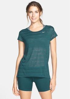Nike 'Touch Breeze Stripe' Dri-FIT Tee