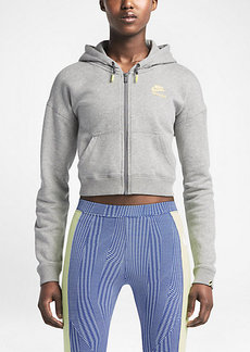 Nike Track and Field Crop Full-Zip