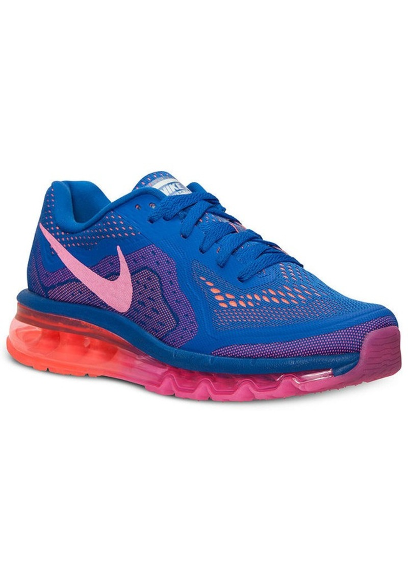 Nike Women's Air Max+ 2014 Running Sneakers from Finish ...