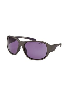 Nike Women's Exhale E Rectangle Anthracite Sunglasses