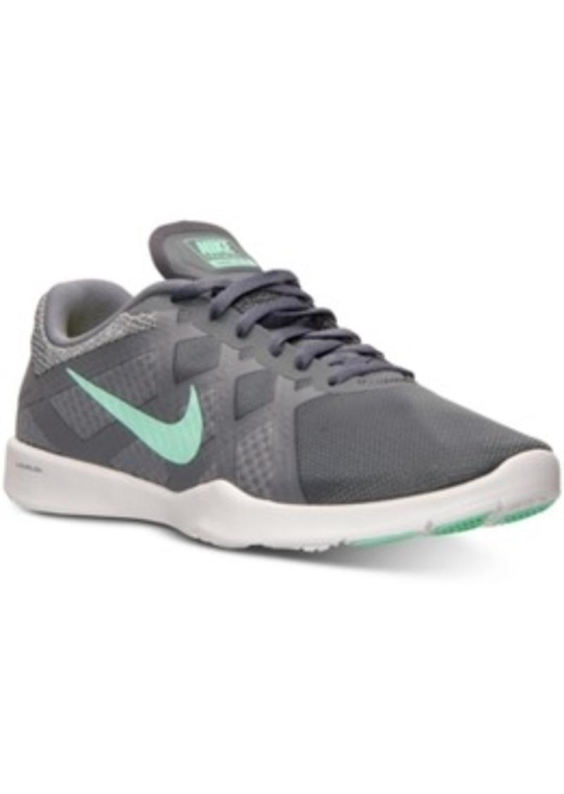 Nike Lunar Tr Grey Training Shoes