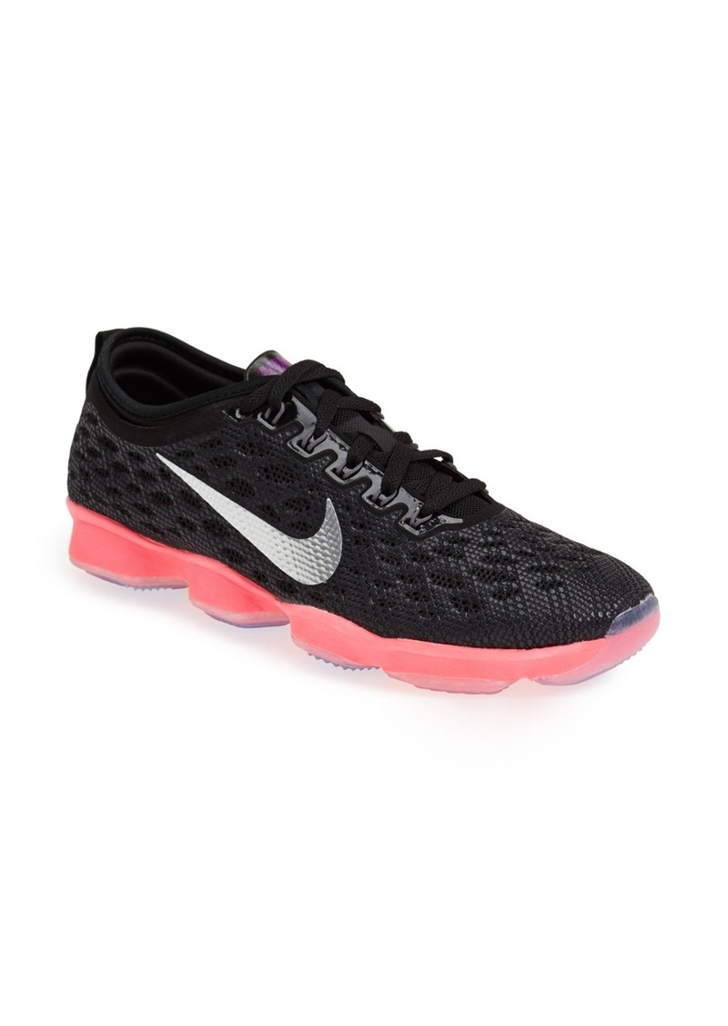 Wonderful Nike Free TR Fit 3 Print Training Shoe For Women  Yohii