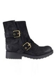 Anywho Suede Booties