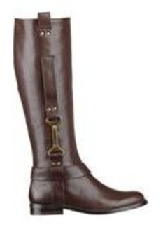 Avonna Leather Riding Boots