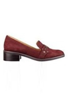Chasin Nubuck Leather Loafers