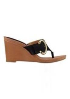 Elizabell Thong Platform Sandals