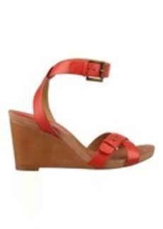 Ellianna Covered Wedge Sandals