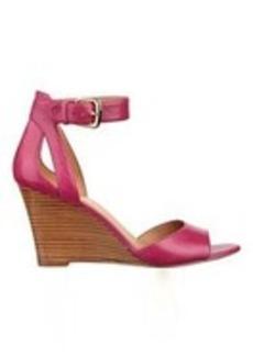 Floyd Ankle Strap Wedge Sandals