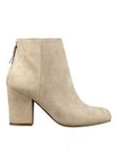 Genevieve Leather or Suede Booties