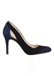 Grounded Round Toe Pumps