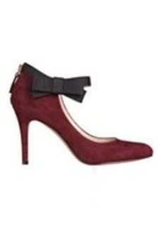 Gushing Ankle Strap Heels